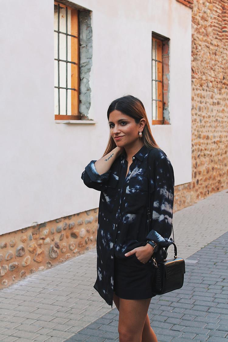 camisa tie dye look blog moda