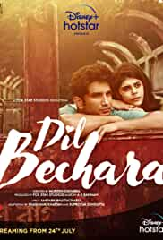 Dil bechara full movie download in 720p leaked by Tamilrockers