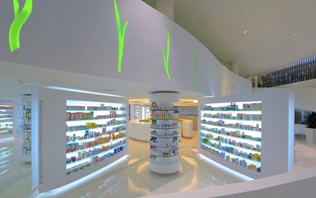 Farmacia aromatizada