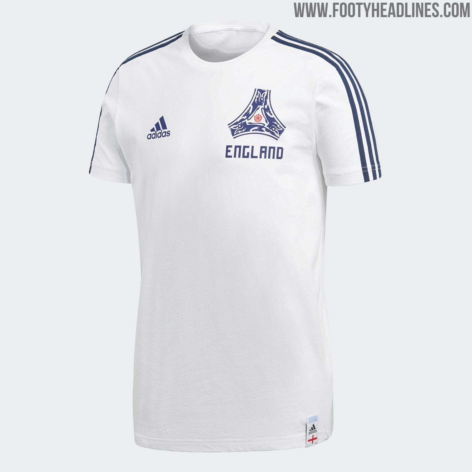 adidas england 2018 world cup shirt and tracksuit collection leaked footy headlines. Black Bedroom Furniture Sets. Home Design Ideas
