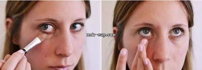 كيفية وضع مكياج عيون خفيف