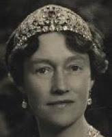 sapphire tiara luxembourg grand duchess marie adelaide charlotte
