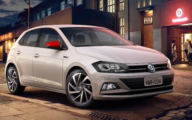 Novo VW Polo 2019 Beats Sound