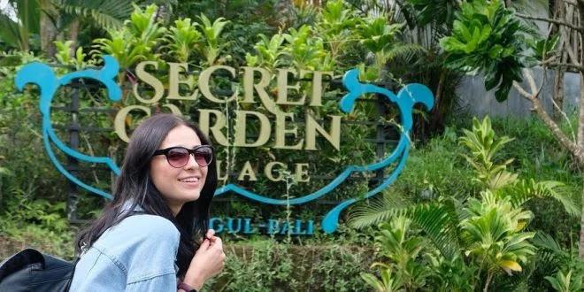 Secret Garden Bali, Selaras Dengan Harmoni Alam