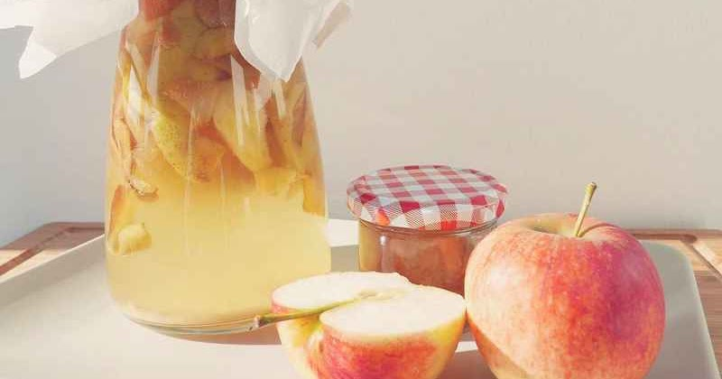 10 Reasons To Use Apple Vinegar Everyday!