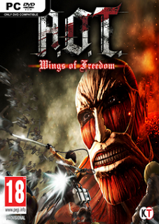 Attack on Titan Wings of Freedom PC Game