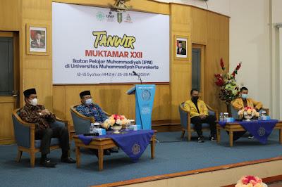 Jebul Suroso : IPM harus melahirkan kader negarawan