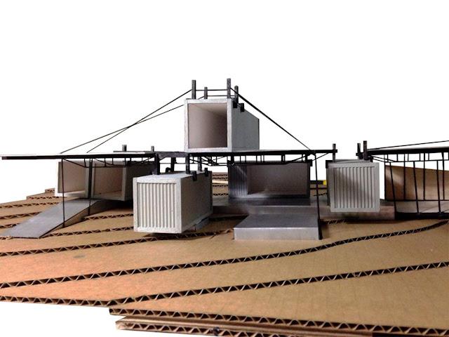 Casa RDP - Shipping Container Industrial Style House, Ecuador 48
