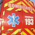 Homem fica ferido após cair de uma altura de aproximadamente seis metros