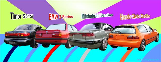 Mobil Sedan legendaris