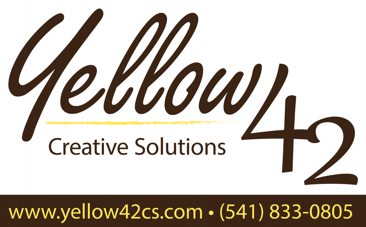 Yellow 42 Creative Solutions Banner