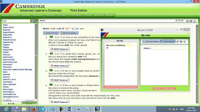 قاموس كامبريدج للكمبيوتر