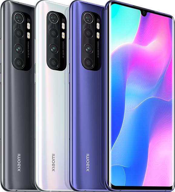 XIAOMI MI NOTE 10 LITE Launched : Specifications, Prices And Features