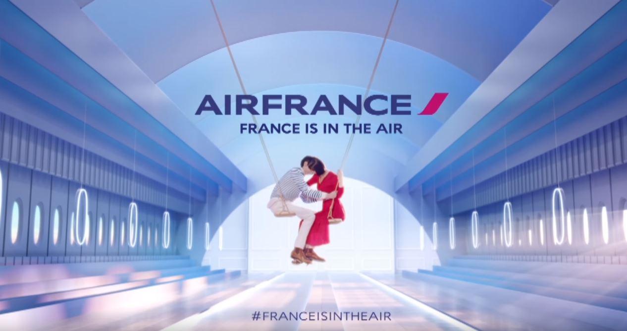 Canzone Air France ''France in The Air'' Pubblicità | Musica spot Ottobre 2016