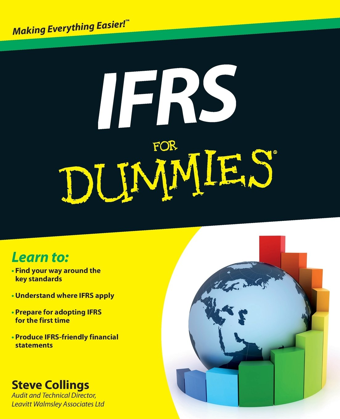 كتاب International Financial Reporting Standards For Dummies