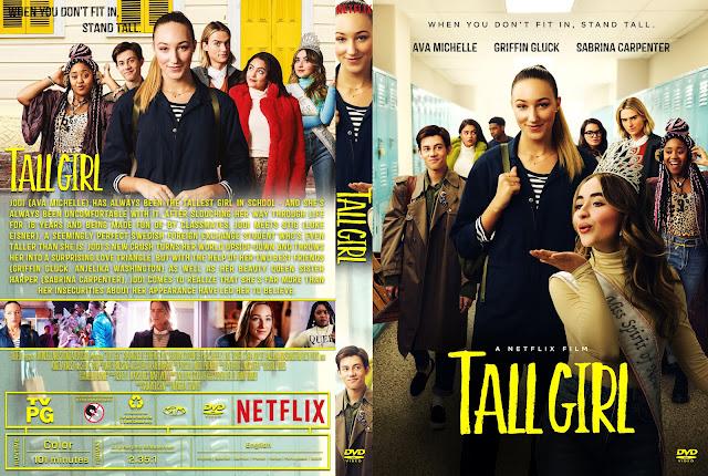 Tall Girl DVD Cover