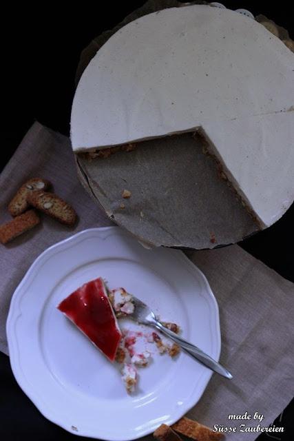 Experimente aus meiner Küche: No Bake Joghurt Tarte von Süsse Zaubereien