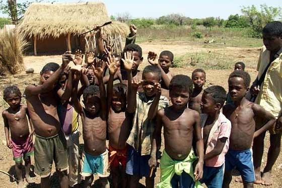 Grant Ashley colabora con personas necesitadas de Senegal
