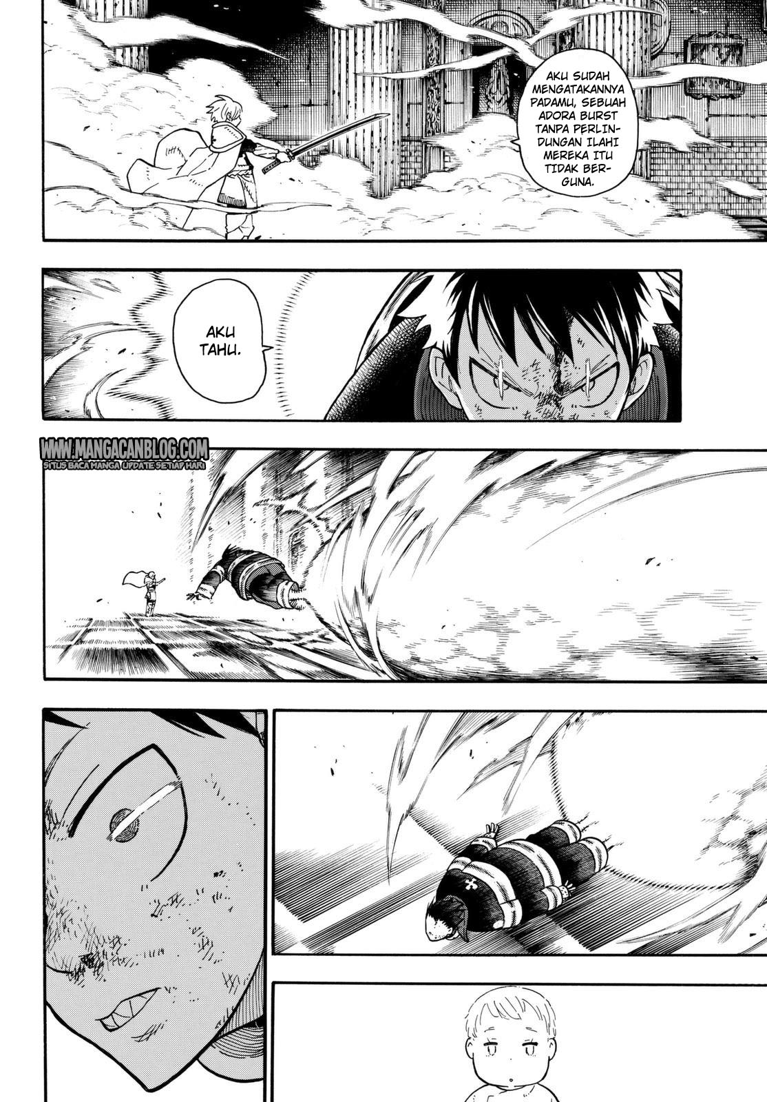 Fire Brigade of Flames Chapter 81-10