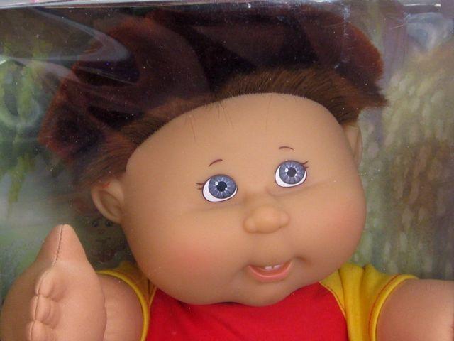 Cabbage Patch Kid Babyland Mini Dolls By Jakks Pacific