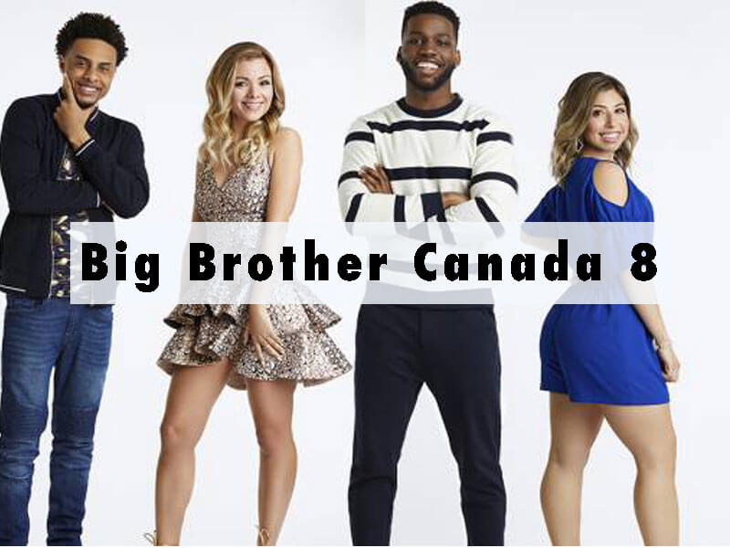 Big Brother Canada season 8 housemates