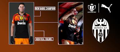 PES 2020 GDB Kits Champions Pack by MYMRanger [ VALENCIA CF ]