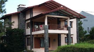 Blok L 1 No 4 D Villa Di Istana Bunga Lembang