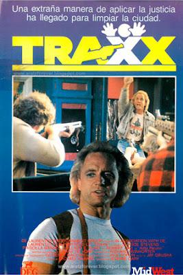 Traxx, Shadoe Stevens