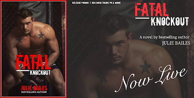 Release Blitz: Fatal Knockout by Julie Bailes
