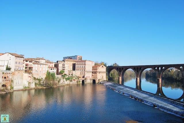 Puente Nuevo de Albi, Francia