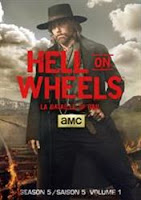 Hell on Wheels: Season 5 (2016) Poster