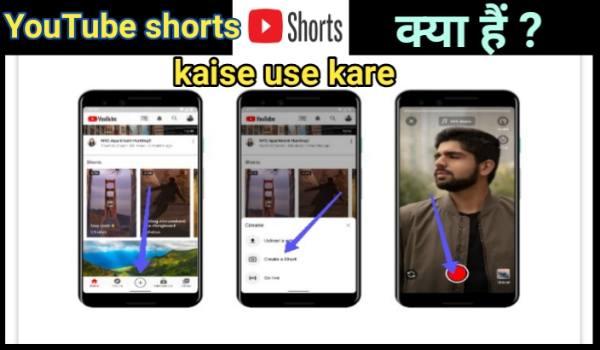 youtube shorts app kaise use kare, youtube shorts kya hai?