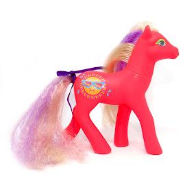 My Little Pony Sunsplasher Year Ten Sundazzle Ponies G1 Pony