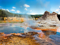 Yellowstone National Park - Wyoming USA