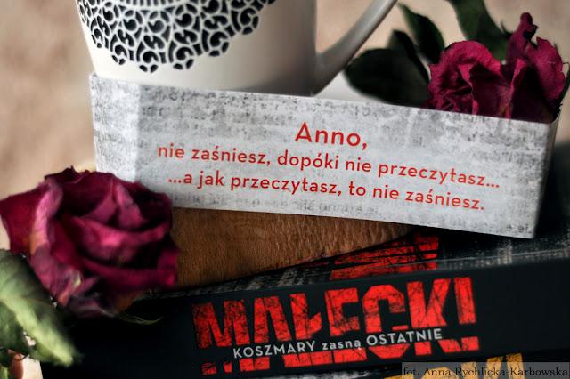 Robert Małecki trylogia