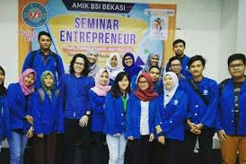 Pendaftaran Mahasiswa Baru (AMIK BSI Bekasi-Jawa Barat) 2021-2022