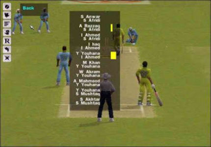 EA Cricket 2000 Free Download For PC Full Version