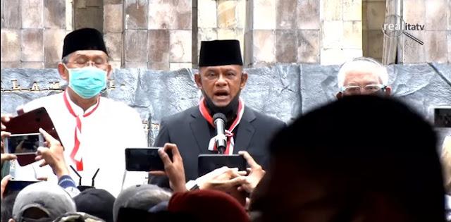 Mantan Panglima TNI: KAMI Sakit Hati dengan Kondisi Sekarang