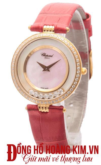 Đồng hồ nữ chopard mới về