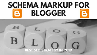 schema markup for blogger