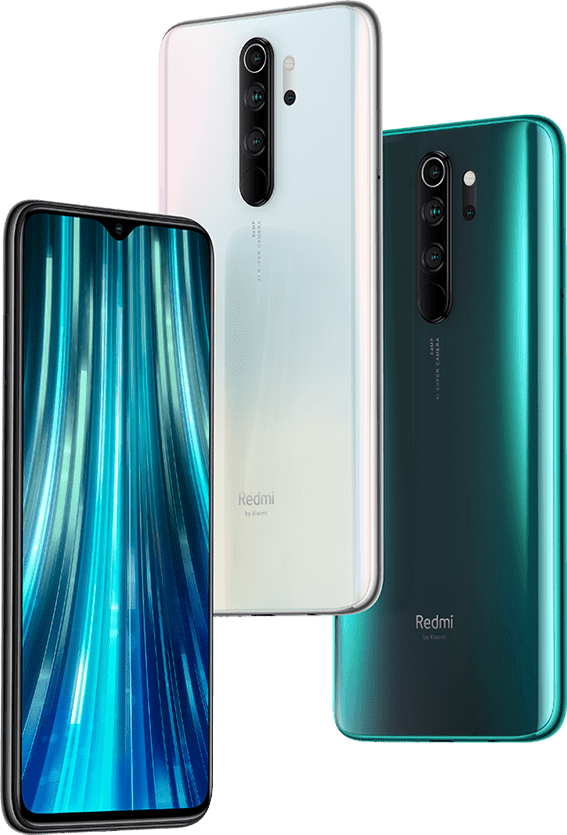 Pearl White, Forest Green, Mineral Grey colour, Redmi Note 8 Pro smartphone, Redmi Note series by Xiaomi, Apidroid