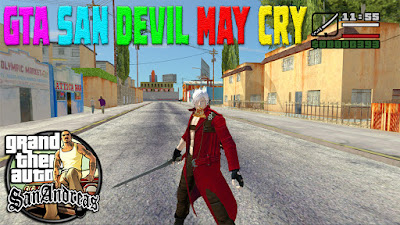 GTA San Devil May Cry With Power Download