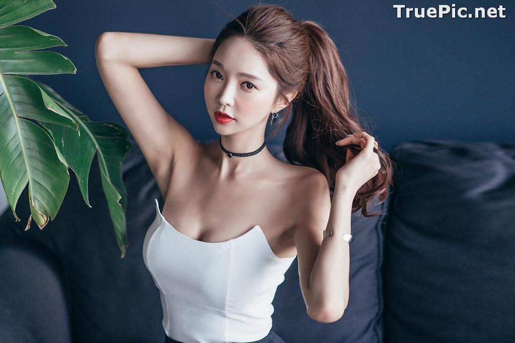 Image Korean Beautiful Model – Park Soo Yeon – Fashion Photography #3 - TruePic.net - Picture-4