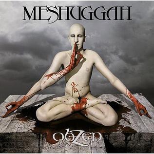 Meshuggah's obZen