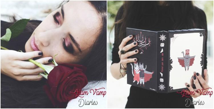 edición especial para octubre de caja de belleza