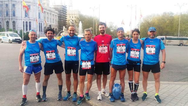 R&R Maratón de Madrid 2018