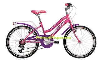 Logo Tempo, Nuvenia, Tena, Demak Up e Libero Up&Go ti regalano 100 biciclette Atala