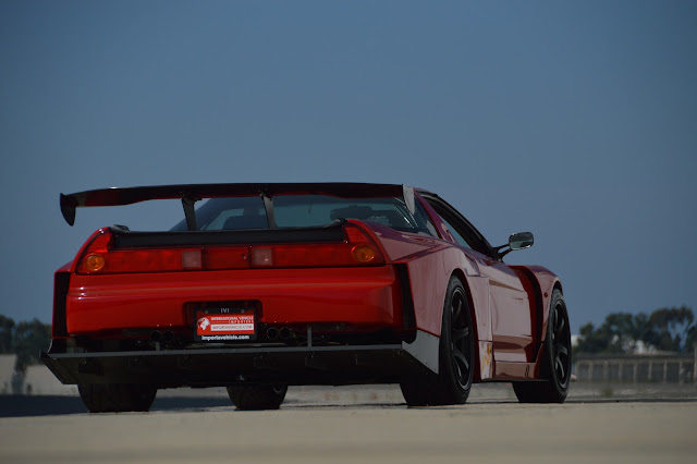 1991 JDM Honda NSX For Sale in the USA