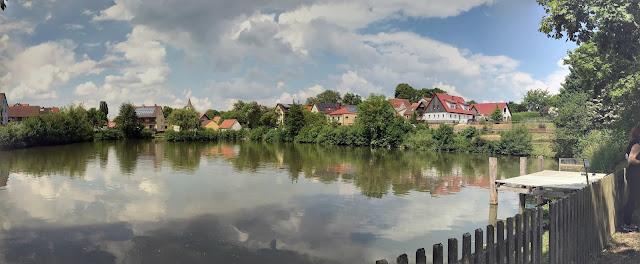 ein Dorf in Mittelfranken