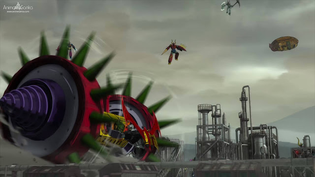 فيلم انمى Mazinger Z Movie: Infinity بلوراي 1080P مترجم اون لاين تحميل و مشاهدة